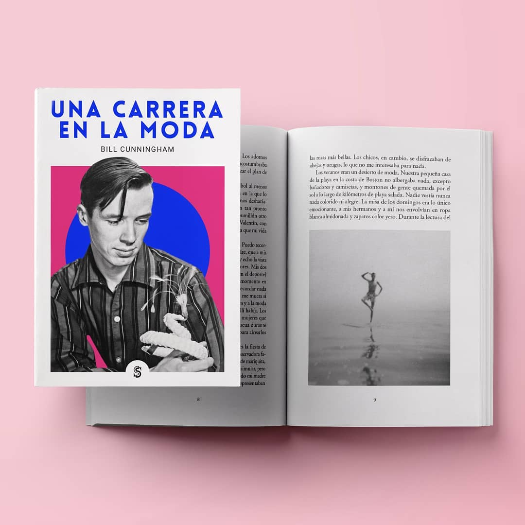 demode showroom una carrera en la moda bill cunningham libro superflua