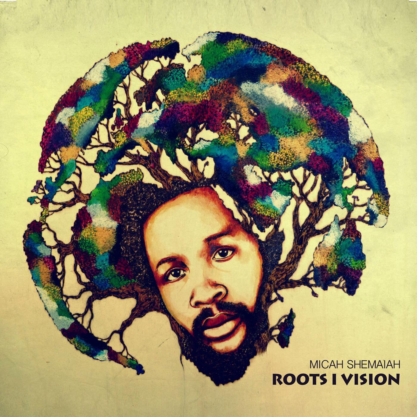Micah Shemaiah - Roots I Vision (2018) - Rasta Reggae Sounds