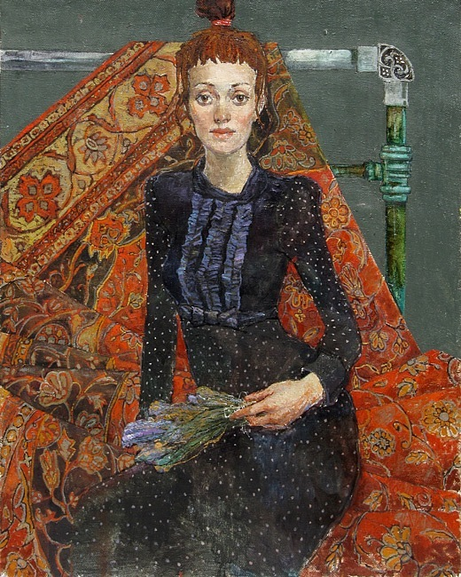 Artist Reimagines Portrait Paintings as Modern-Day Selfies |Modern Portrait Artists