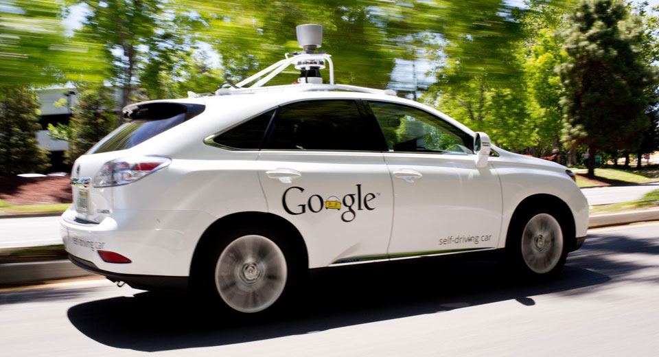 Where Is Google Testing Self Driving Cars