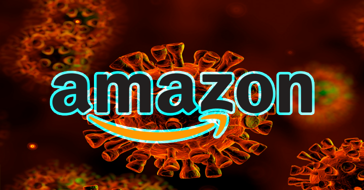 Amazon Workers Test Positive For COVID-19 At 8 US Warehouses