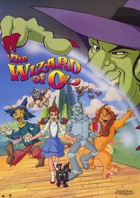 O Mágico de Oz Dual Áudio 1990 - HDTV 480p