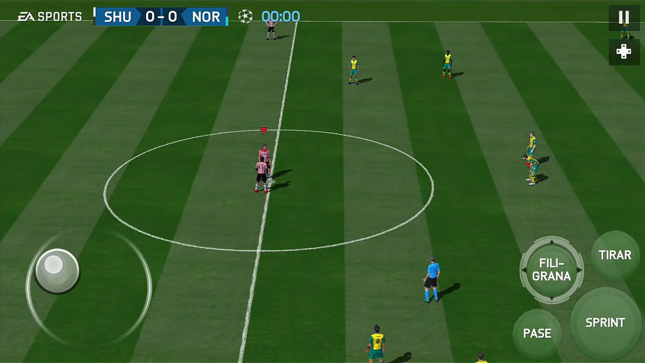 FIFA 20 Android Mod v1 0 3 4 1 UEFA Champions League Mod