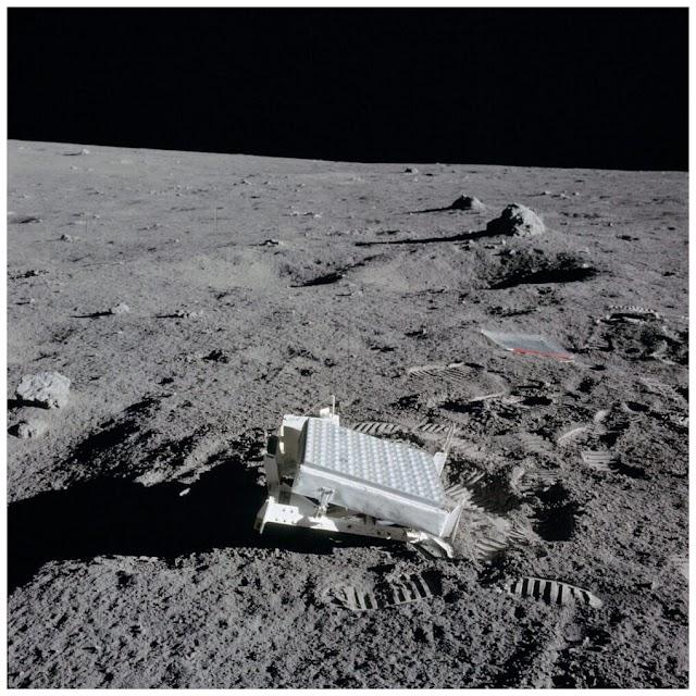 Η Σελήνη απομακρύνεται από τη Γη, λέει η NASA