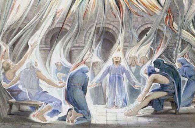 A Pentecost Windstorm