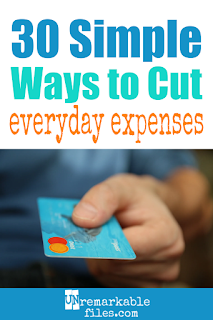 I'm all about frugal living and here are some of the most unusual, creative, and off-the-wall money saving hacks and tips I use to keep my family on a budget. I bet you don't do half the things on this list. #savingmoney #frugalliving #howtosavemoney #budget #money #families #unremarkablefiles