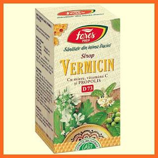 pareri sirop vermicin fares cu propolis forum viermi intestinali