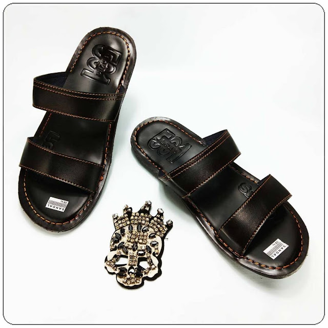 Sandal Levis CPC Sol || Pabrik Sandal Garut