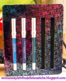 24/7 Travel size set of 5 - urban decay
