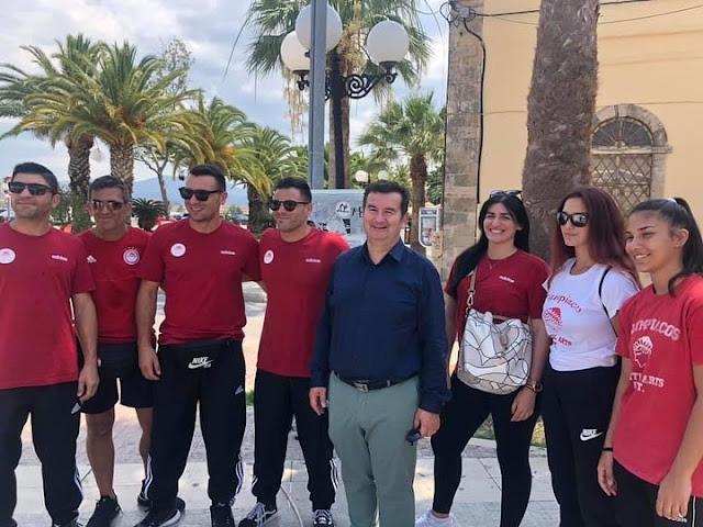 Ι. Μαλτέζος: Σημάδι ενθαρρυντικό η ανταπόκριση του κόσμου στις εθελοντικές αιμοδοσίες σε Άργος και Ναύπλιο
