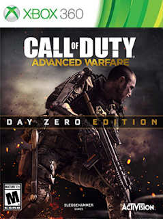 Call of Duty Advanced Warfare (X-BOX 360) 2014