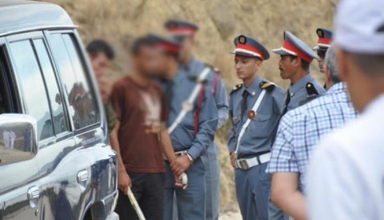 """اولاد برحيل 24 - جريمة قتل بالناظور والسبب """"لاسوص و السندويتش """""""