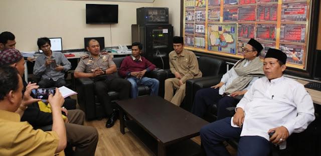 Silaturrahmi Kekhalifaan Islam Sedunia di Az Zikra Bogor Terancam Batal