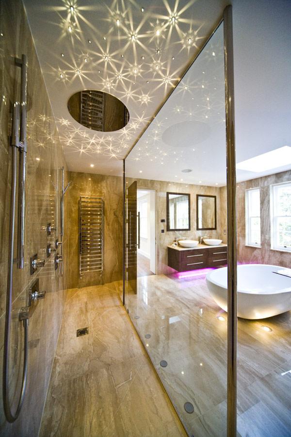 Bathroom Lights That Resemble Stars