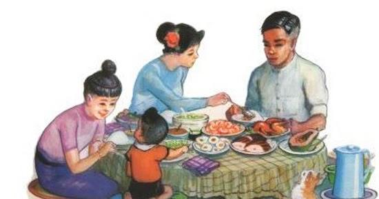 မစားခင္ မိဘေတြကို အရင္ဦးခ်