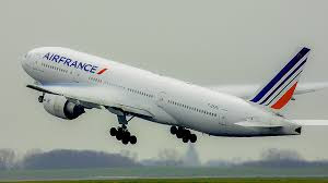 Air France suspende temporalmente operaciones en el pais