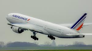 Air France suspende temporalmente operaciones en el pais
