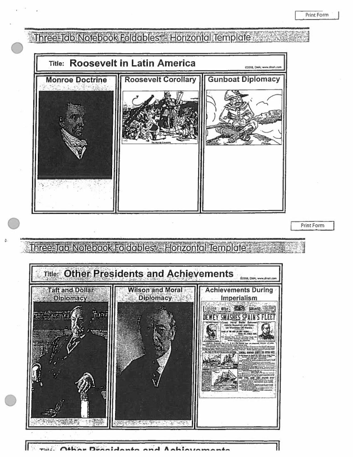 Mr E S U S History Page Us History Unit 5