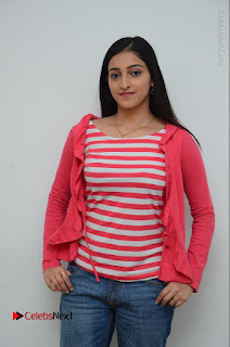 Telugu Actress Mouryani Latest Pos in Blue Denim Jeans  0041.JPG
