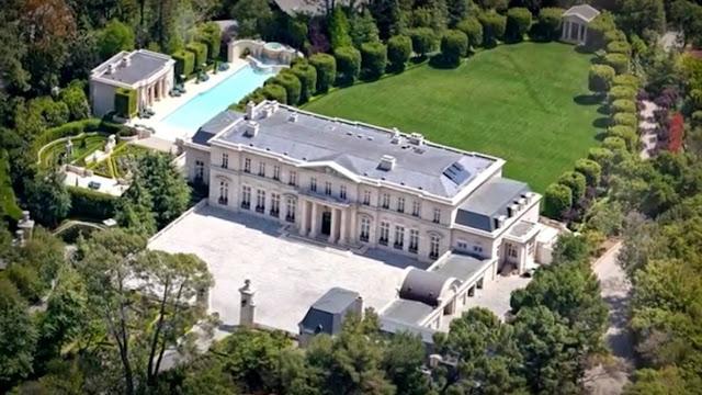 Najskuplje kuće na svijetu, glamurozne sobe, kupatila od zlata.