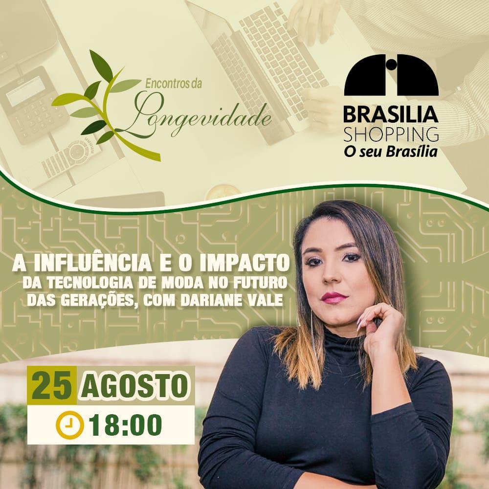 Encontros da Longevidade no Brasília Shopping
