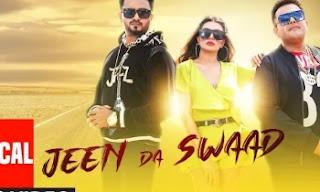 Jeen Da Swaad Lyrics | Masha Ali ft. Ikrar | by lyricscreative