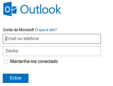 Hotmail gratis entrar