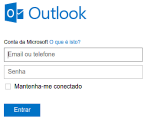 Como entrar no e-mail do Hotmail - fazer login