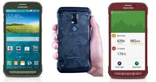 spesifikasi hape outdoor Samsung Galaxy S5 active