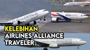 Kelebihan Traveler Gunakan Airlines Alliance Oneworld, Star Alliance dan SkyTeam