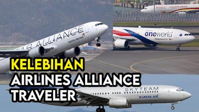 Kelebihan Traveler Airlines Alliance
