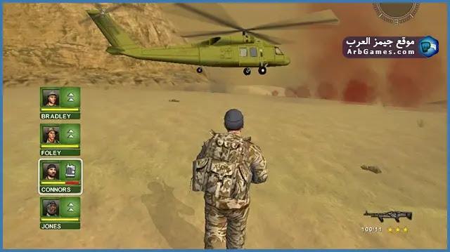 تحميل لعبة عاصفة الصحراء 1 للكمبيوتر من ميديا فاير