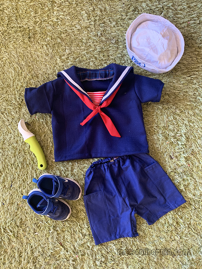 Scoops Ahoy Sailor Steve Harrington Stranger Things toddler costume  • www.max-california.com