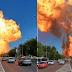 PANOORIN! | Pagsabog sa Russia, Nakuhanan ng Video