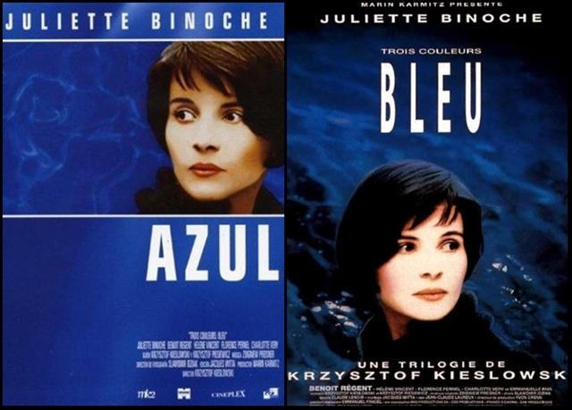 Tres colores: Azul, Krzysztof Kieslowski, Bleu