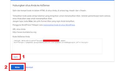 Cara Menambahkan Situs di Google Adsense Terbaru