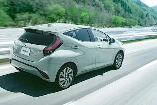 Irit tembus 35,8km/Liter, Toyota Aqua resmi diluncurkan