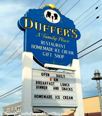 Duffer's Restaurant & Ice Cream Parlor in Wildwood - New Jersey