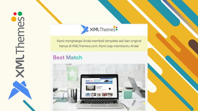 XMLthemes.com Template Blogger Premium