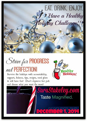 Holiday Beachbody Challenge