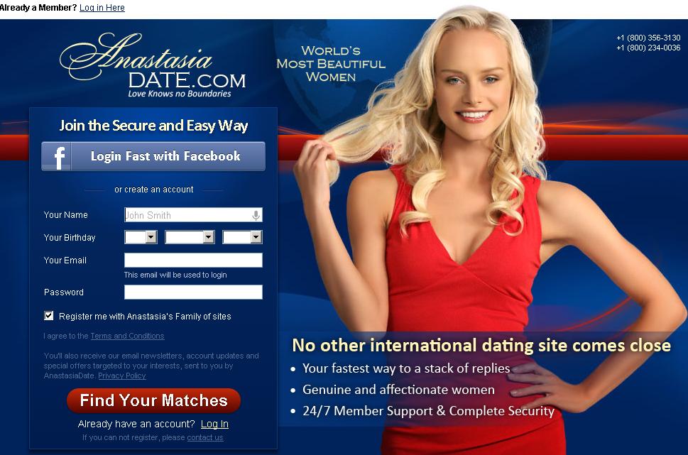 Gratis dating site American