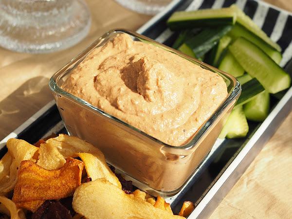 Pehmeän mausteinen ruskeapaputahna, vegaaninen ja gluteeniton