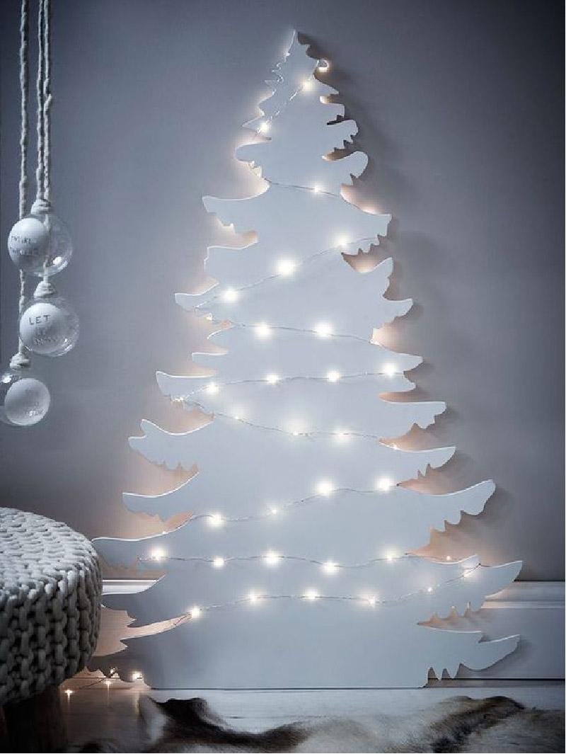 12 alberi di Natale scenografici e super creativi