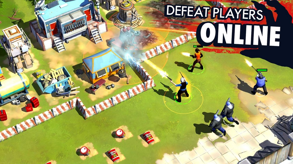 [FREE] Download Zombie Anarchy: Survival Strategy Game for Android