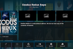 Exodus Redux Repository: URL, Download & Install Guide