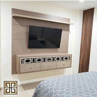 Memaksimalkan ruang kamar tidur sempit