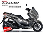 New Nmax 2020 doreng camouflage