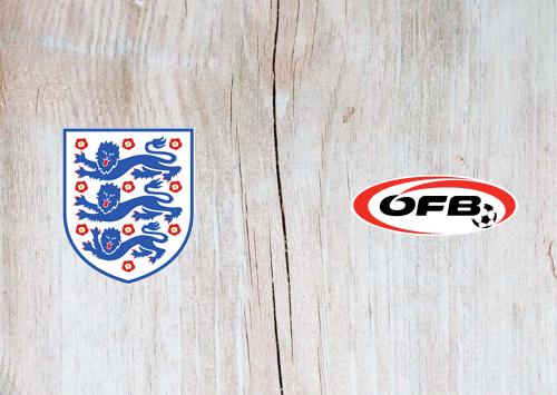 England vs Austria -Highlights 02 June 2021