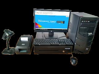 Paket Perangkat Komputer Kasir lengkap Tangerang