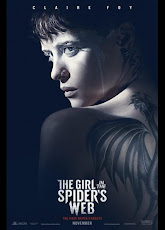 pelicula La chica de la telaraña (The Girl in the Spiders Web) (2018